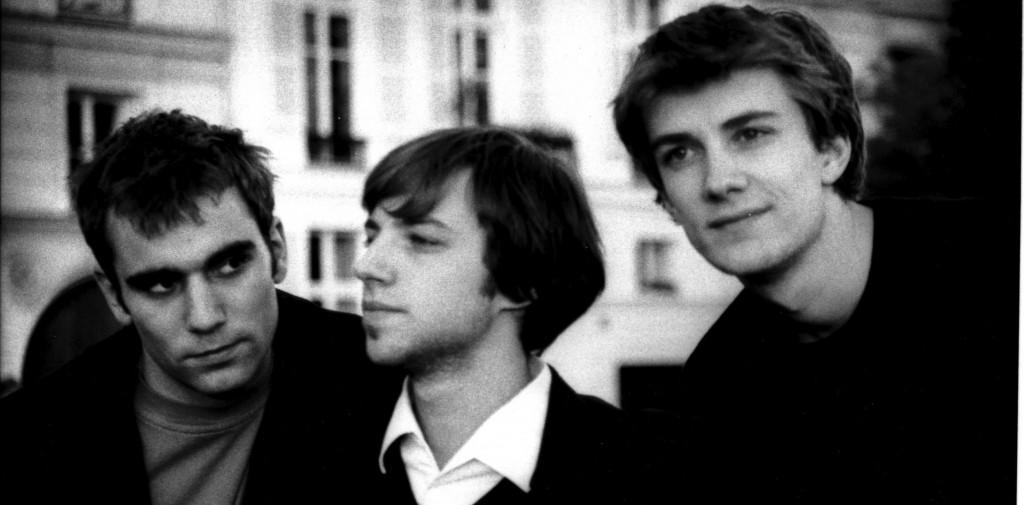 Stéphane Bouvier (g.), Jérôme Lorichon (c.), Thomas Méry (d.)
