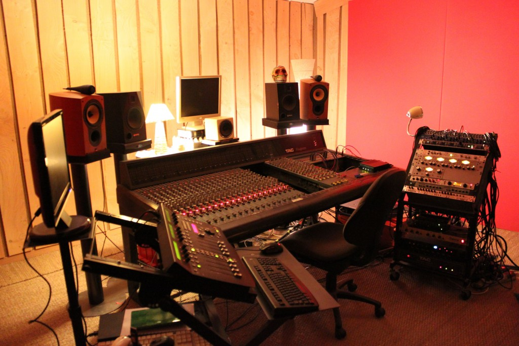 Control Room NL1
